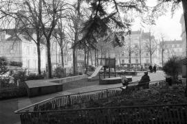 Square Faustin Hélie